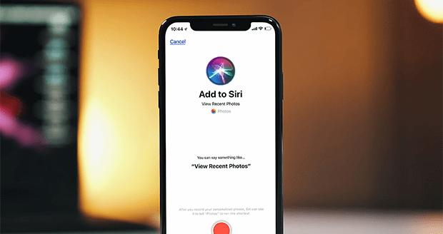 De nieuwe Siri