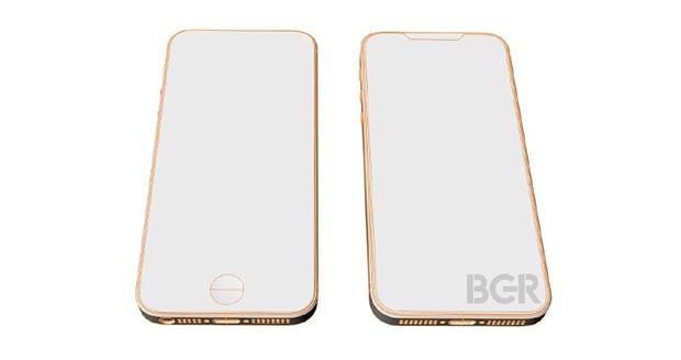 nieuwe iphone se goud