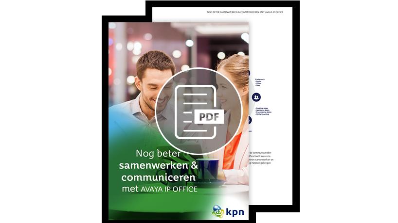 Avaya IP Office bij KPN