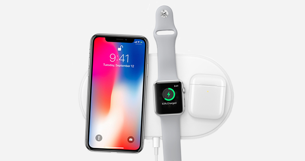 iPhone X - Apple Watch