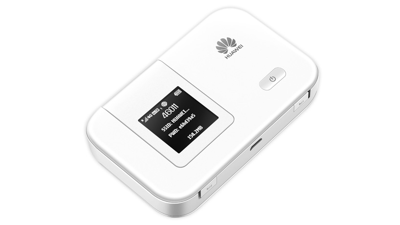 Huawei E5372 4G-3G-2G Mobile WiFi Router