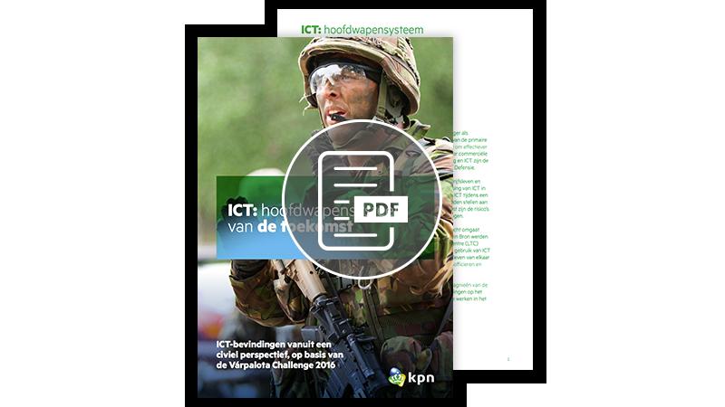 Download de whitepaper ICT hoofdwaprensysteem van de toekomst