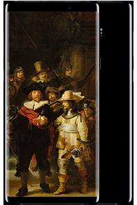 Samsung Galaxy Note9 zwart
