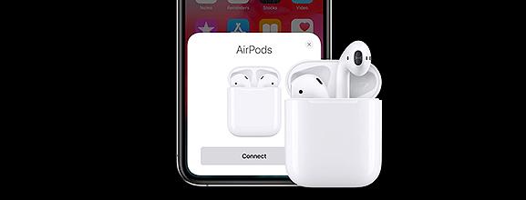 iPhone XS en iPhone XS Max draadloos muziek luisteren