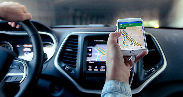 Met Google Maps kun je nooit verdwalen.