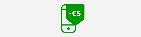 Krijg iedere maand 5 euro korting met KPN Compleet