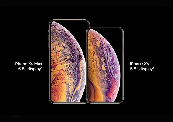 iPhone beeldscherm