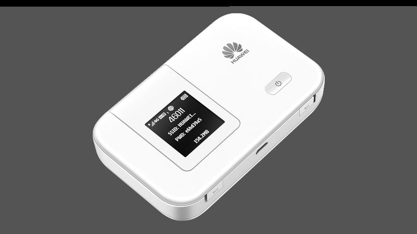 Huawei E5372 4G-3G-2G Mobiele WiFi Router