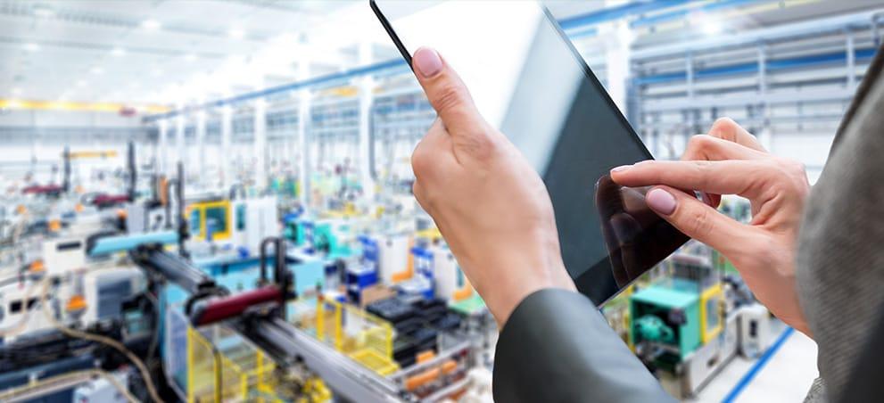 Minder uitval door slim monitoren van industriële automatisering