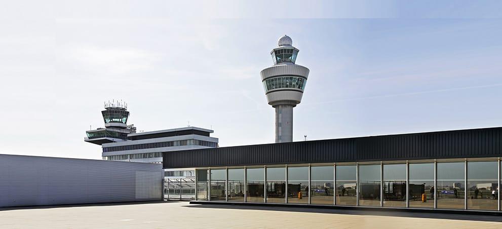 Schiphol als beste digitale luchthaven ter wereld