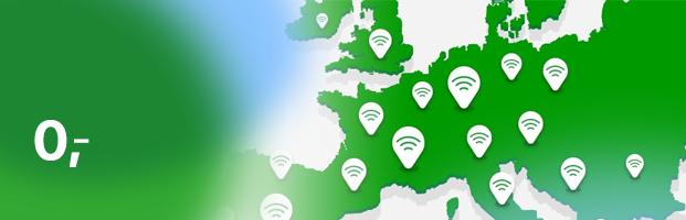 KPN WiFi Hotspots