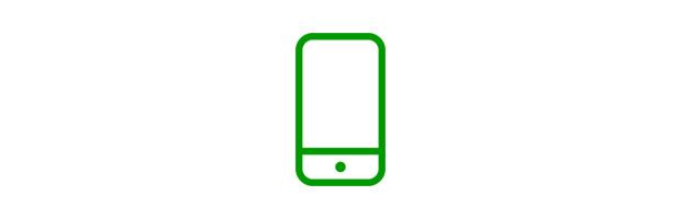 verhuizing van mobiele telefoon