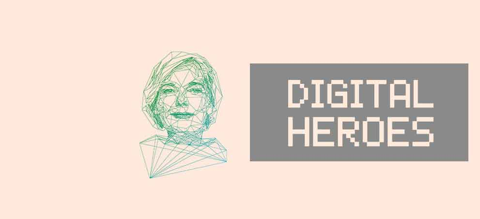 Podcastserie: DIGITAL HEROES