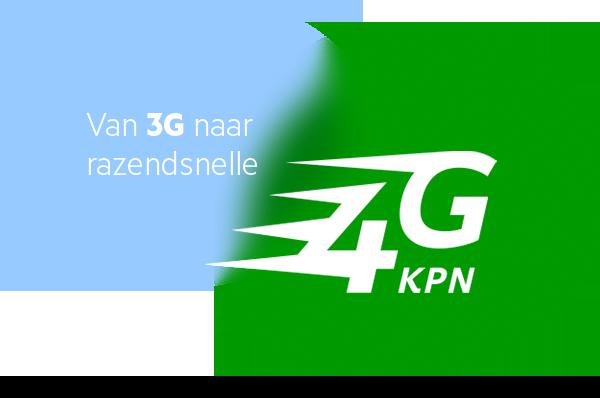 3G naar 4G