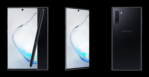 Samsung Note 10 bij KPN.