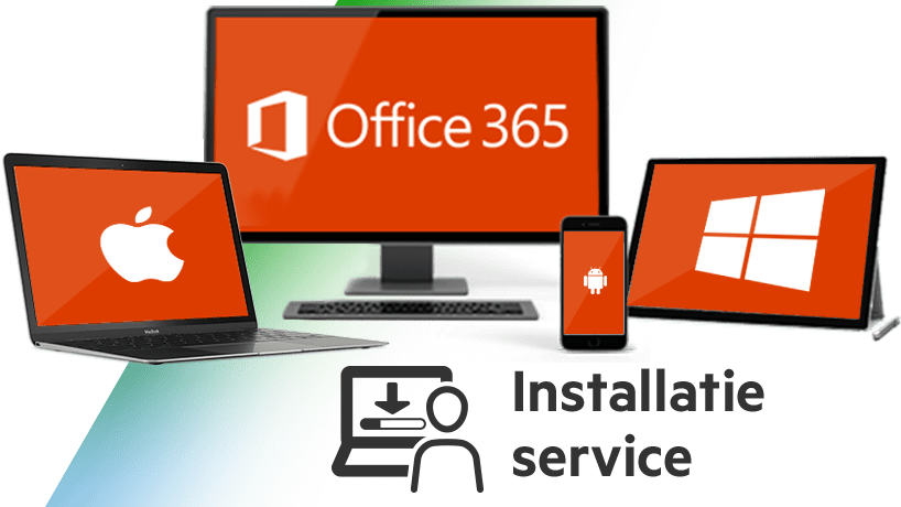 Installatieservice Office 365
