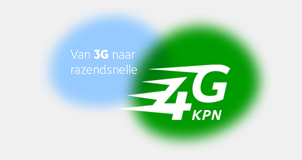 Van 3G naar 4G