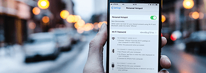 Wifi Hotspot Instellen Op Je Smartphone