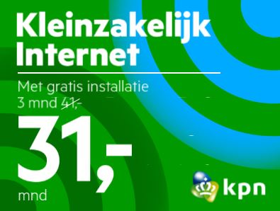 KleinZakelijk Internet
