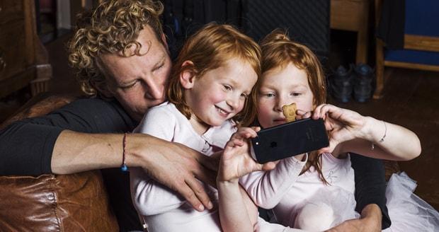 Mobiel abonnement voor het gezin