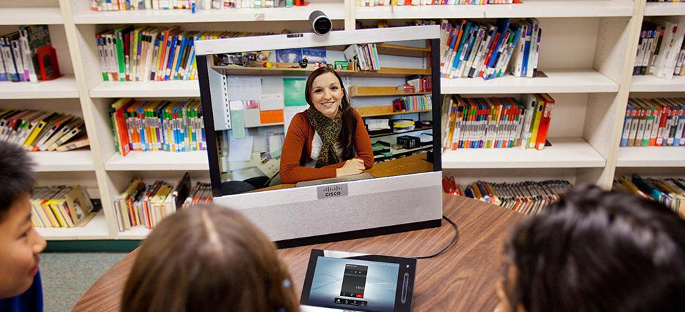 De digitale transformatie in het onderwijs