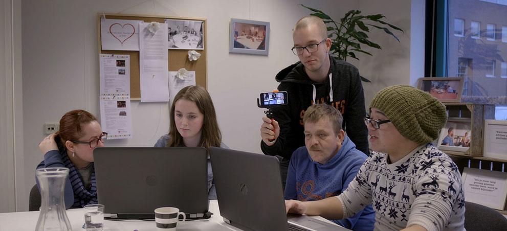 Digitale innovatie vergroot welzijn van mensen met een beperking