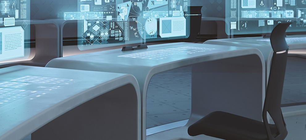 Hoe trends onze werkplek voorgoed veranderen