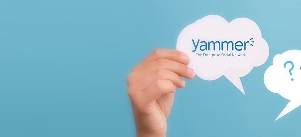 3 tips om alles uit Yammer te halen