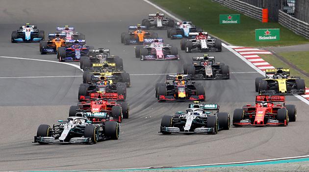 Formule 1 kijken bij KPN