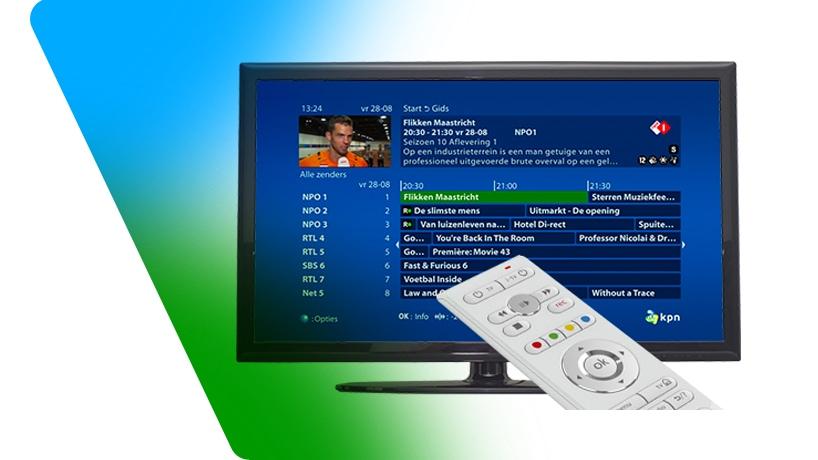 handige opties met interactieve tv op de zaak