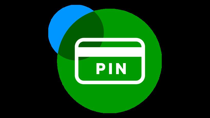 Apparatuur voor Zakelijk Pinnen met beveiligde pinverbinding