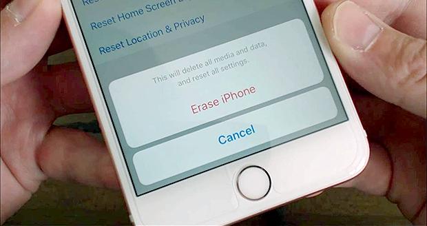 Zet je oude iPhone terug naar fabrieksinstellingen voordat je 'm inruilt of verkoopt