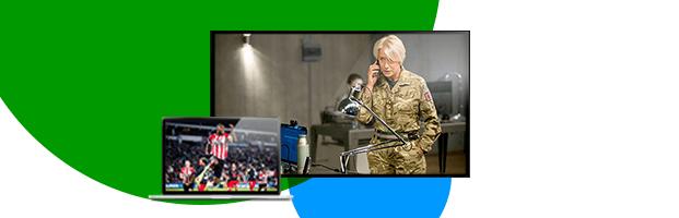 Bestellen met Internet en TV van KPN