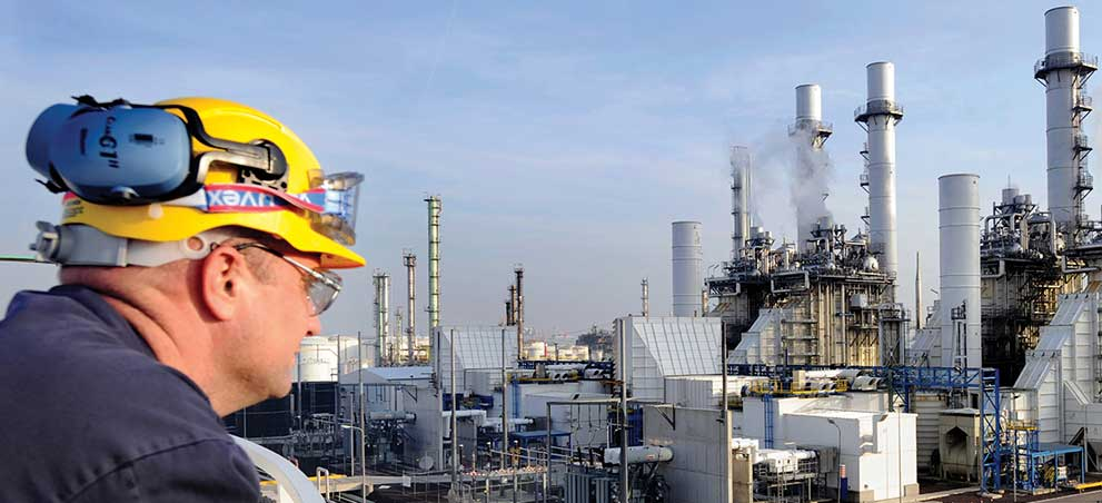 Shell optimaliseert bedrijfsproces door plant connectivity