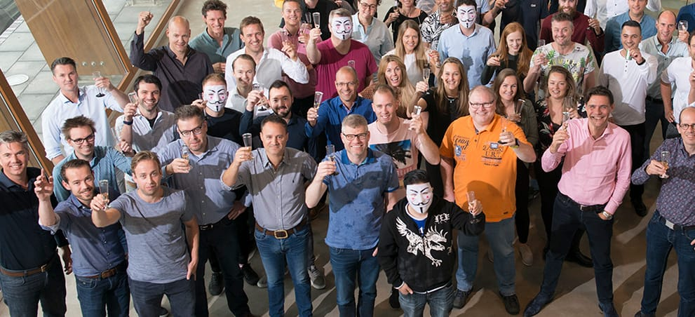 InSpark wint Microsoft Global Security & Compliance Partner of the Year 2019