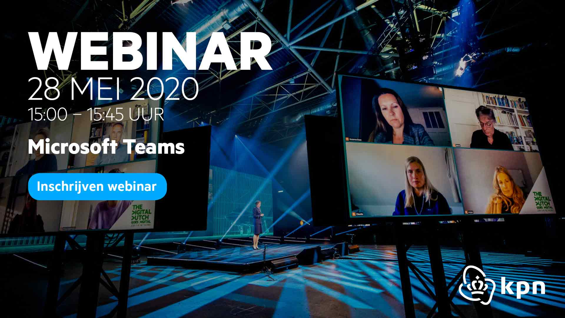 Webinar Microsoft Teams