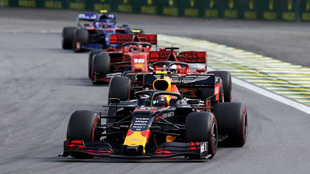 Formule 1 kijk je bij Ziggo Sport