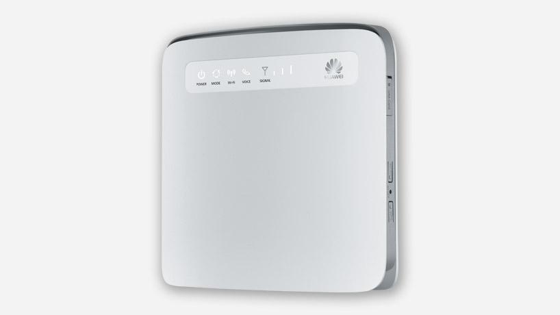 Huawei E5186 4G+ mobiel internet router
