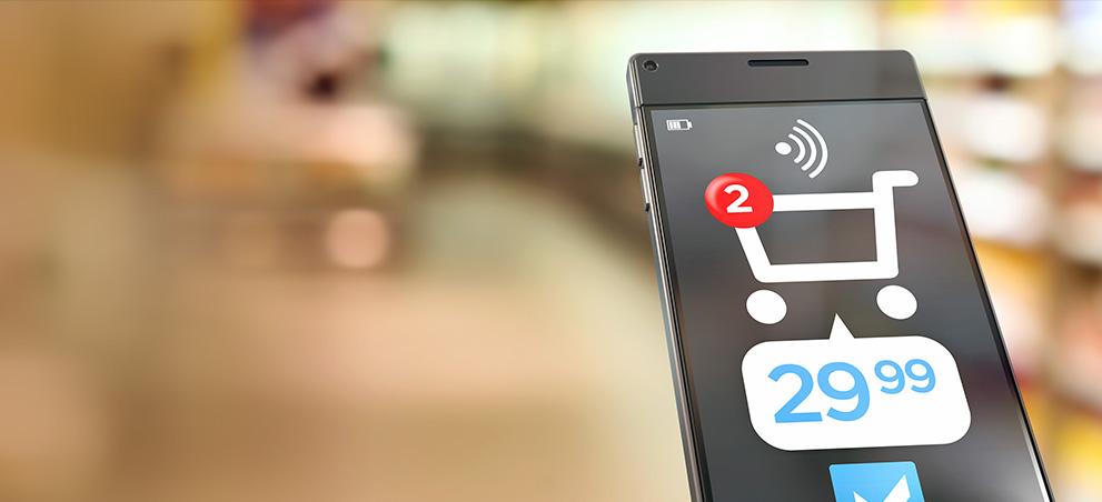 2017: het jaar van de slimme supermarkt