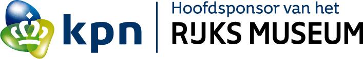 KPN is hoofdsponsor van het Rijksmuseum sinds 2013
