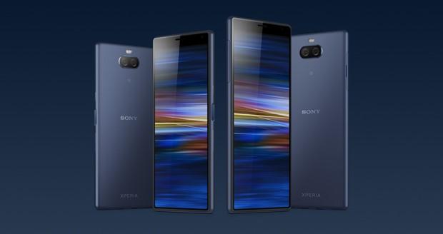 Sony Xperia 10 en 10 Plus