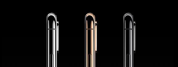 iPhone XS en iPhone XS Max design