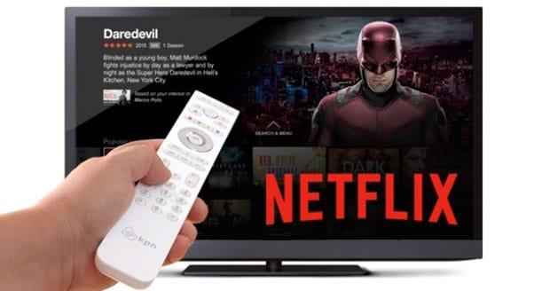 Netflix bingewatchen