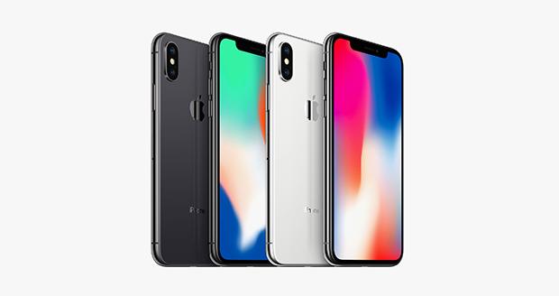 iPhone X en iPhone 8