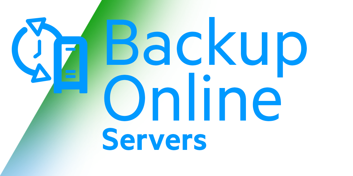 Back-up Online voor servers