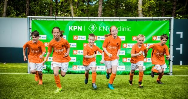 KNVB Voetbalclinics
