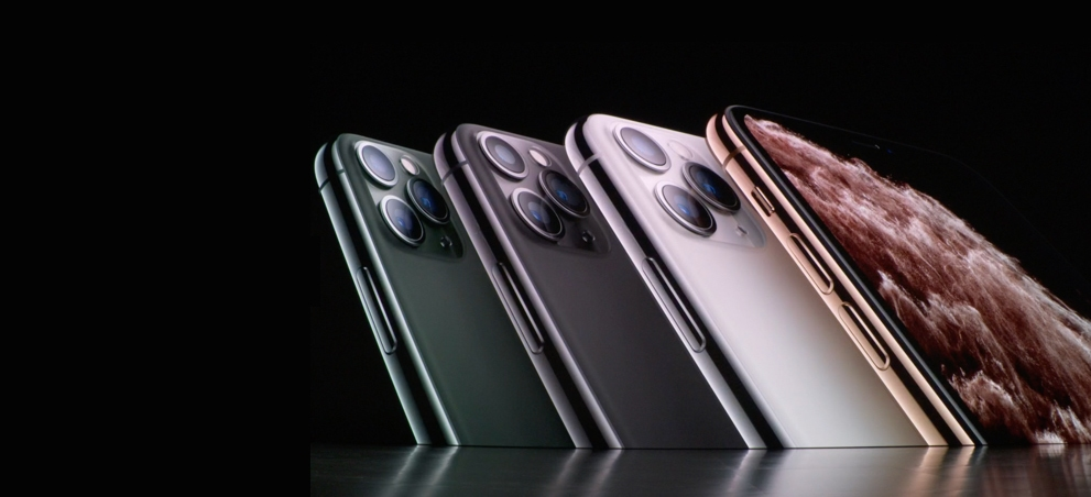 iPhone 11 komt in drie versies