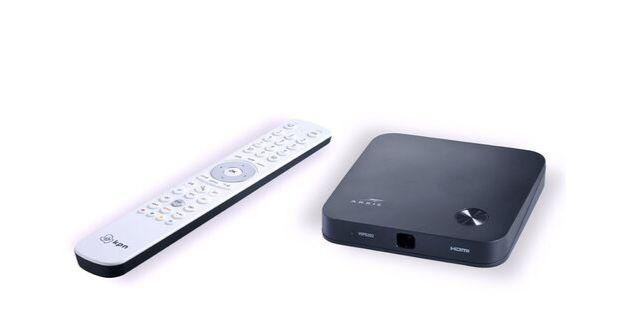 KPN introduceert nieuwe tv ontvanger met bluetooth