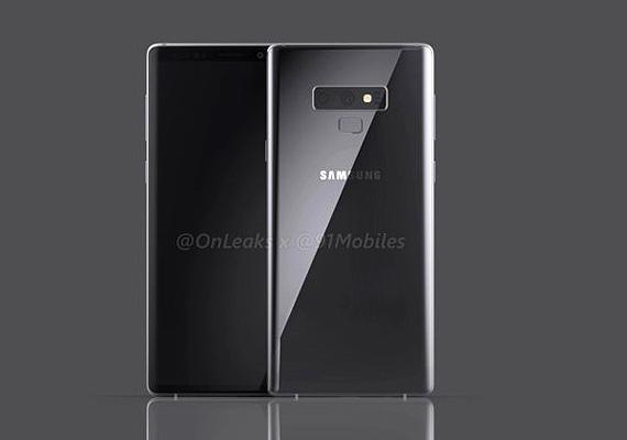Samsung Galaxy Note 9 dubbele camera?