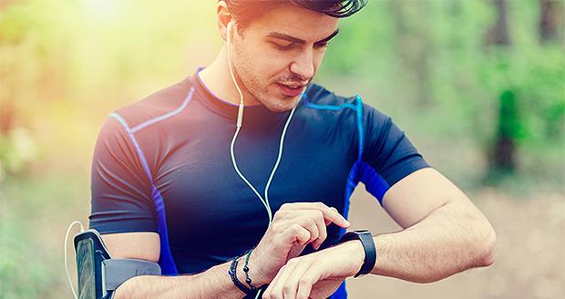 Met de Nokia Steel smartwatch houd je eenvoudig je voortgang bij als je hardloopt